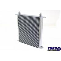 [Chłodnica Oleju TurboWorks 40-rzędowa 260x315x50 AN10 silver]