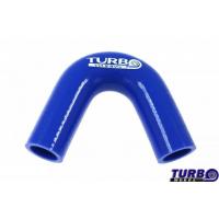 [Kolanko silikonowe TurboWorks Blue 135st 28mm]