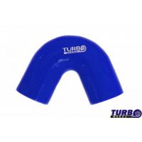 [Kolanko silikonowe TurboWorks Blue 135st 76mm]