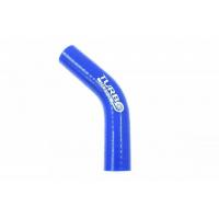 [Kolanko silikonowe TurboWorks Blue 45st 18mm]