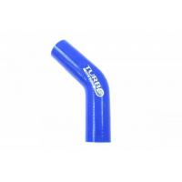 [Kolanko silikonowe TurboWorks Blue 45st 35mm]