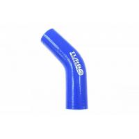 [Kolanko silikonowe TurboWorks Blue 45st 38mm]
