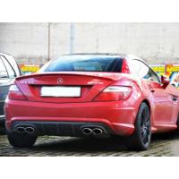 [Zadný spojler (krídlo) Mercedes SLK R172 11-14]