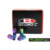 [Sada matíc BLOX (repliky) M12x1,5 NEÓN 50mm - 20ks]