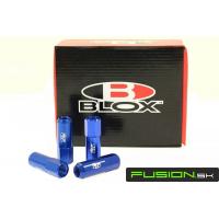 [Sada matíc BLOX (repliky) M12x1,25 MODRÁ 60mm - 20ks]
