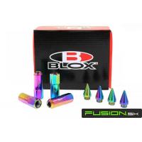 [Sada matíc BLOX (repliky) M12x1,25 NEÓN 60mm - 20ks]