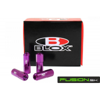 [Sada matíc BLOX (repliky) M12x1,25 PURPUROVÁ 60mm - 20ks]