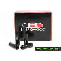[Sada matíc BLOX (repliky) M12x1,5 ČIERNA 60mm - 20ks]