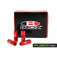 [Sada matíc BLOX (repliky) M12x1,5 ČERVENÁ 60mm - 20ks]