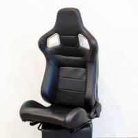 [Športová sedačka GLOCK BLACK PVC (set 2KS)]