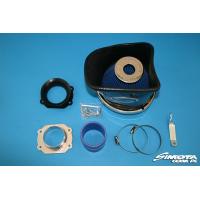 [Carbon Fiber Aero Form BMW E39 520 M52]