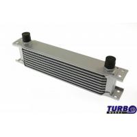 [Chłodnica Oleju TurboWorks 9-rzędowa 260x70x50 AN10 Silver]