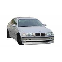 [Dokładka PU Przód BMW E46 98-01 4D Typ 1]