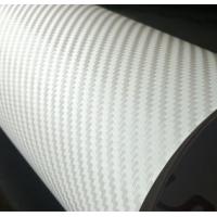 [Folia Carbonowa White 100x127 cm]