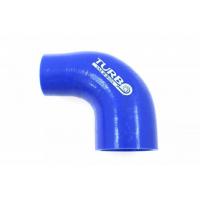 [Kolanko redukcyjne silikon TurboWorks Blue 90st 57-63mm]