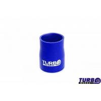 [Redukcja silikonowa TurboWorks Blue 51-57mm]
