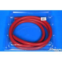 [Uniwersalne przewody silikonowe 15x21x212 cm RED]