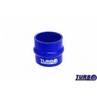 [Łącznik antywibracyjny silikonowy TurboWorks Blue 63mm]