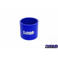[Łącznik silikonowy TurboWorks Blue 63mm]