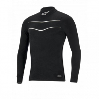 [Alpinestars Nátelník RACE TOP - BLACK WHITE]