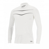 [Alpinestars Nátelník RACE TOP - WHITE BLACK]