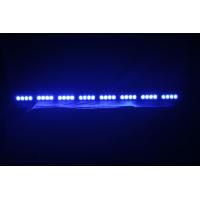 [LED Svetelná Rampa Vodeodolná 955mm (Ip66) 12-24V, 32x LED 1W, Modrá]