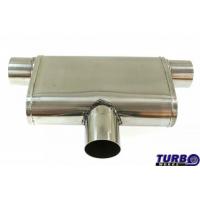 """[Centrálny tlmič Zadný TurboWorks LT 304SS Center (2,5"""") Zadný (2,5"""")]"""