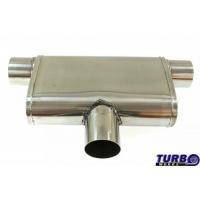 """[Centrálny tlmič Zadný TurboWorks LT 304SS Center (3"""") Zadný (3"""")]"""