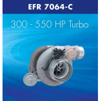 [Turbodúchadlo BorgWarner EFR 7064]