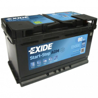 [Autobatéria EXIDE AGM ALPINA B3 (E90) 3.0 All-wheel Drive, ( 09.2007  --->  )]