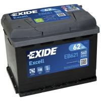 [Autobatéria EXIDE EXCELL ZAZ LANOS 1.5, ( 10.2004  --->  )]