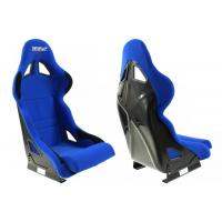 [Športová sedačka Bimarco Expert II Welur Blue/Black FIA]
