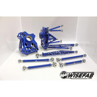 [Wisefab - Mazda RX8 Rear Suspension Kit]