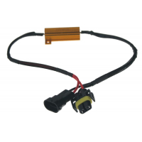 [Rezistor pre žiarovku H8, H9 a H11 12V / 21W, 6 ohm, hliníkové puzdro]