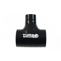[Łącznik T-Piece TurboWorks Black 57-32mm]
