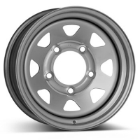 """[17"""" original plechový disk pro Toyota Landcruiser, typ J12, motor 3.0D-4D, r.v.: 09.02 - 12.09]"""
