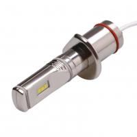 [CSP LED H1 biela, 12-24V, 3x10W, chróm]