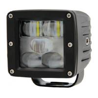 [PROFI LED výstražné pruhy 10-80V 5LED modrý 82x76mm]