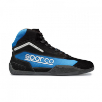 [Sparco Topánky GAMMA KB-4 Čierna/Modra]