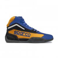 [Sparco Topánky GAMMA KB-4 Modra/Oranžova]