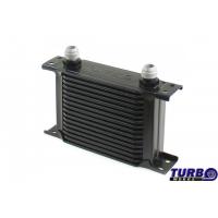 [Chłodnica Oleju TurboWorks Slim Line 16-rzędowa 140x125x50 AN10 black]