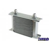 [Chłodnica Oleju TurboWorks Slim Line 16-rzędowa 140x125x50 AN8 silver]