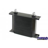 [Chłodnica Oleju TurboWorks Slim Line 19-rzędowa 140x150x50 AN8 black]