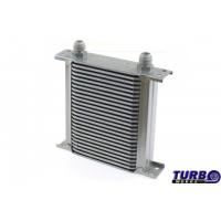 [Chłodnica Oleju TurboWorks Slim Line 25-rzędowa 140x195x50 AN8 silver]