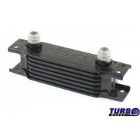 [Chłodnica Oleju TurboWorks Slim Line 7-rzędowa 140x50x50 AN8 black]