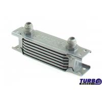 [Chłodnica Oleju TurboWorks Slim Line 7-rzędowa 140x50x50 AN8 silver]