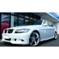[Dokładki do progów - BMW E90]