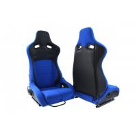 [Fotel sportowy Monza Furio Blue]
