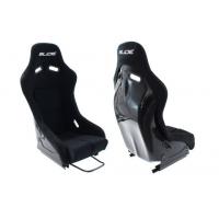 [Športová sedačka SLIDE R1 Black (škrupina) L]