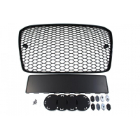 [GRILL AUDI A5 8T RS-STYLE BRIGHT BLACK (13-16)]
